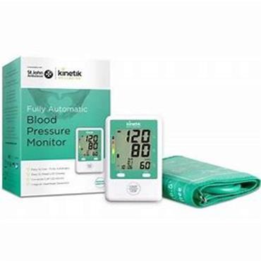 kinnetik blood pressure monitor