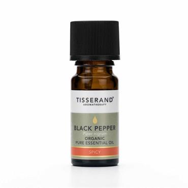TS Black Pepper Oil - Organic (9ml)
