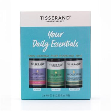 TISSERAND  Daily Essentials Kit 3 PACK