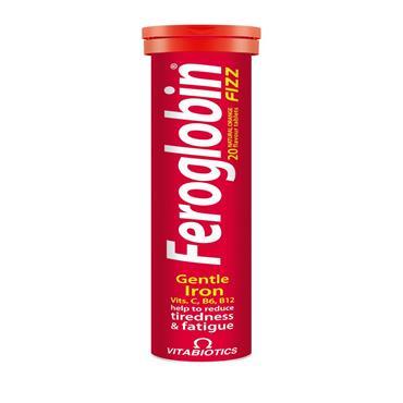 Vitabiotics Ferogloblin Fizz 20