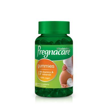 Vitabiotics Pregnacare Gummies 60's