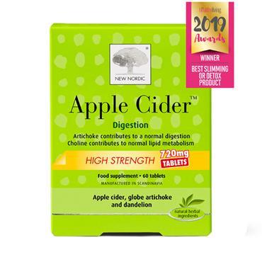 Apple Cider 720 High Strength 60 Tablets
