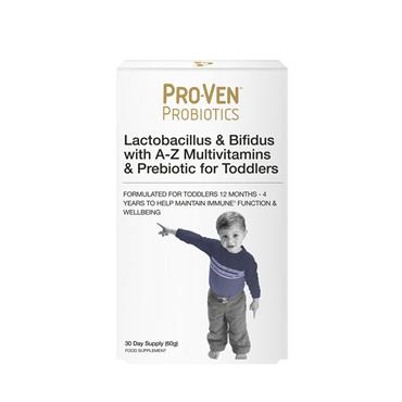 PROVEN PROBIOTIC FOR TODDLERS 60G