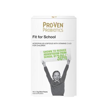 PROVEN PROBIOTIC Fit For SCHOOL 14S