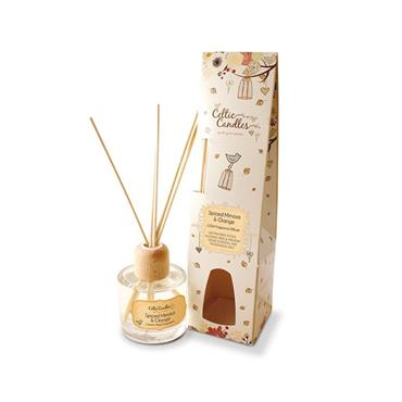 Celtic Candle Diffuser Spiced Mimosa & Orange 100ml