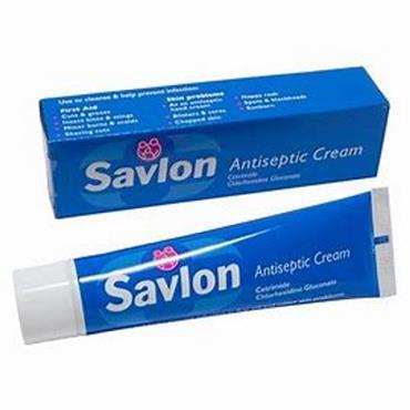 Savlon 0.5/1.25% Cream 60g