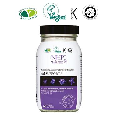 NHP PM SUPPORT CAPSULES 60s