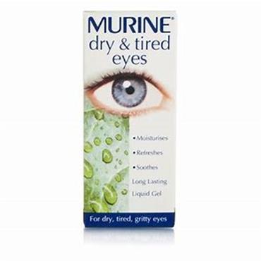 MURINE DRY & TIRED EYE DROPS 10ML