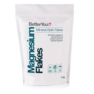 Better You Magnesium Flakes 1kg