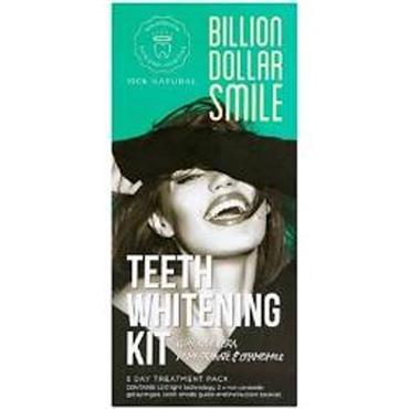 Billion Dollar Smile Teeth Whitening Kit