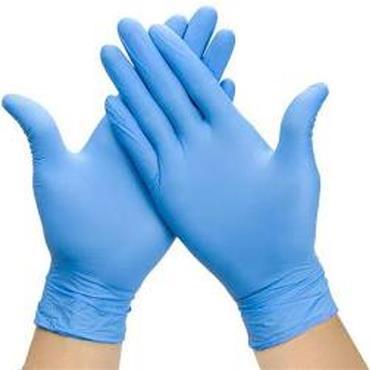 Mediskin Nitrile Gloves Powder Free Large 100