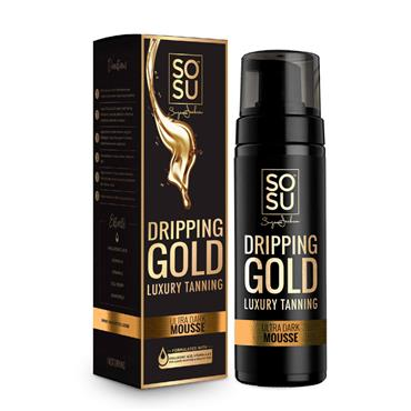 SOSU DRIPPING GOLD ULTRA DARK MOUSSE