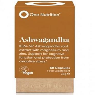 One Nutrition Ashwagandha