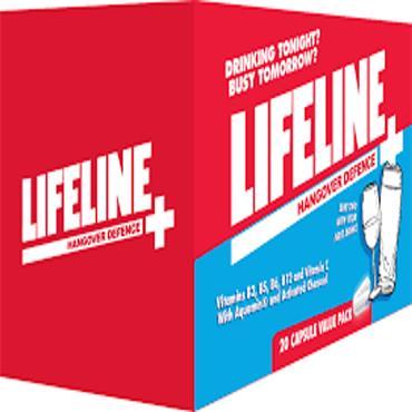LIFELINE CAPSULES 20