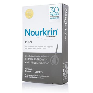 NOURKRIN MAN 60 TABLETS