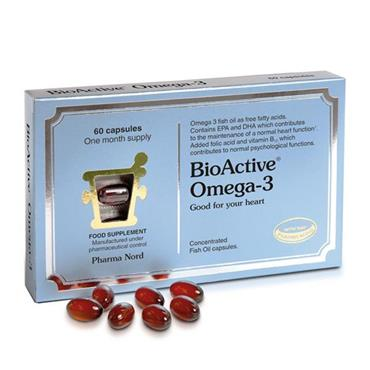 Pharmanord BioActive Omega 3 60