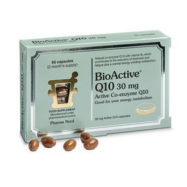 Pharmanord BioActive Q10 30mg 60