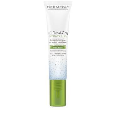 dermedic NORMACNE acne spot treatment 15ml