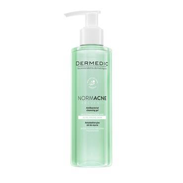dermedic NORMACNE antibacterial cleansing gel 200ml