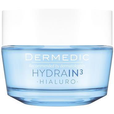 dermedic HYDRAIN3 HIALURO cream-gel ultra-hydrating 50g