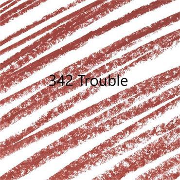 INGLOT X MAURA LIPLINER TROUBLE