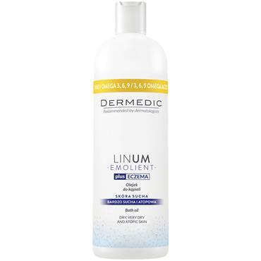 dermedic EMOLIENT LINUM Bath oil 400ml