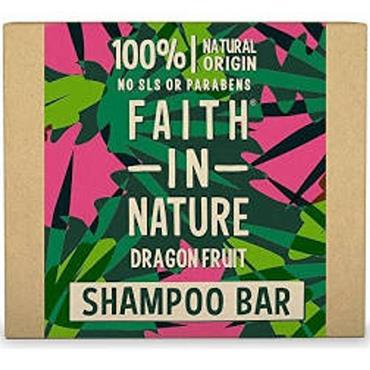Faith in Nature Shampoo Bar Dragon Fruit 85g