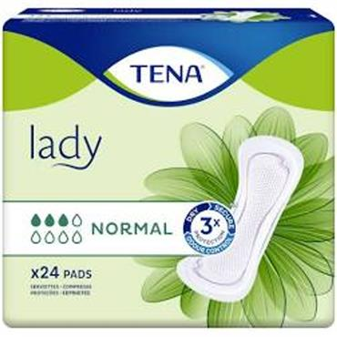 Tena Lady Normal Duo Pack 2 x 12