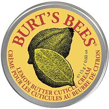 Burts Bees Lemon Butter Cuticle Cream 17g