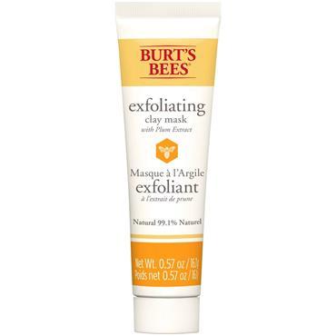 Burts Bees Exfoliating Clay Mask 16.1g