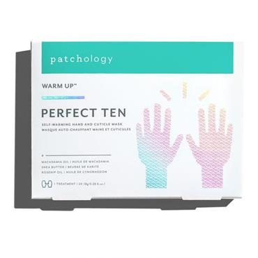 PATCHOLOGY WARM UP PERFECT 10 HAND TREATMENT