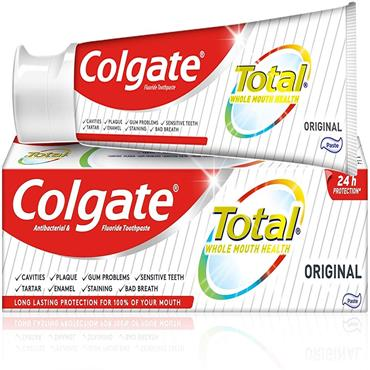 COLGATE TOTAL TOOTHPASTE 125ML