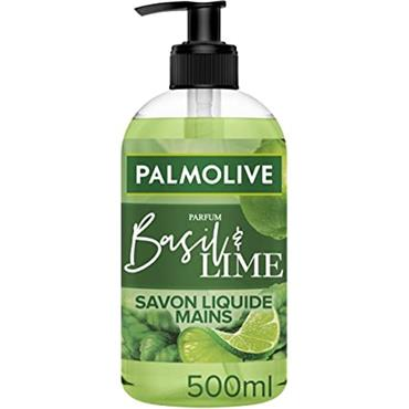 PALMOLIVE BASIL & LIME HANDWASH 500ML