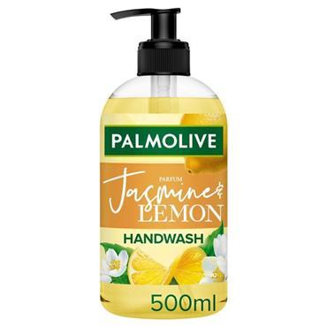 PALMOLIVE JASMINE & LEMON HANDWASH 500ML