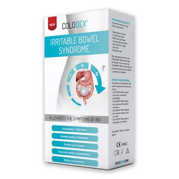 COLODEX 5 DAY IRRITABLE BOWEL SYNDROME TREATMENT
