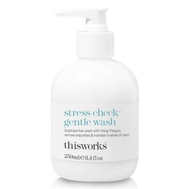 THIS WORKS STRESS CHECK GENTLE WASH 250ML