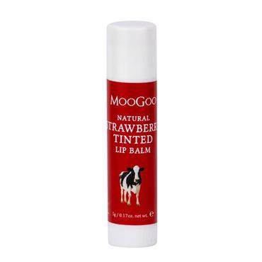 MOOGOO Strawberry Lip Balm