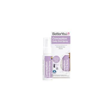 BETTER YOU CONCEPTION DAILY ORAL SPRAY 25ML