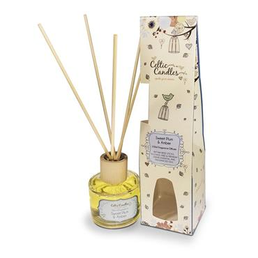 Celtic Candles Diffuser Sweet Plum and Amber 100ml