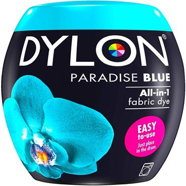 DYLON POD MACHINE DYE PARADISE BLUE 21 350G