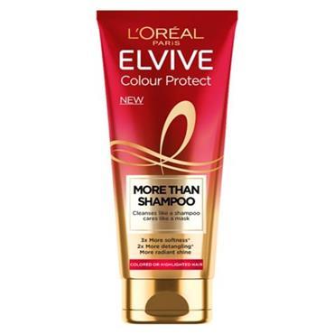 L'oreal Elvive More than Shampoo Colour Protect 200ml