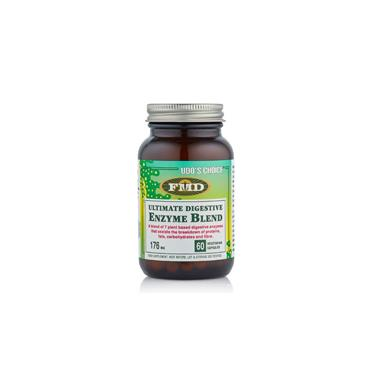 UDOS CHOICE DIGESTIVE ENZYMES 60S