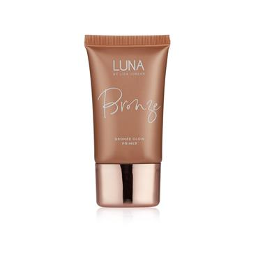 Luna By Lisa Face Collection Bronze Glow Primer