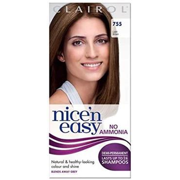 NICE N EASY LIGHT BROWN 755