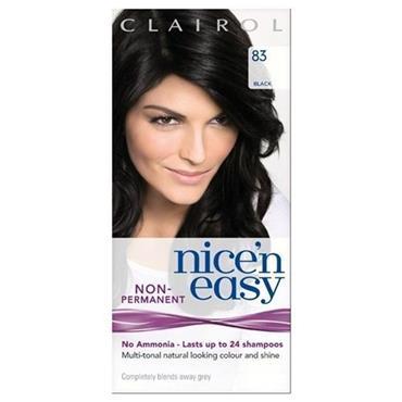 NICE N EASY NATURAL BLACK 83