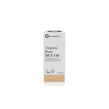 One Nutrition Organic Pure MCT oil 200ml