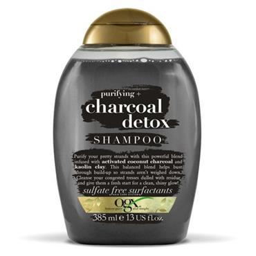 OGX CHARCOAL SHAMPOO 385ML