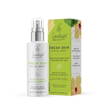 Seoulista Beauty Fresh Skin Facial Mist Spray 50ml