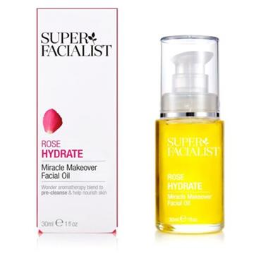 Super Facialist Rose Miracle Makeover Facial Oil 30ml
