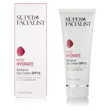 Super Facialist Rose Hydrate SPF15 Day Cream 75ml